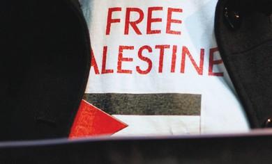 Free Palestine T-Shirt, Syria opposition flag