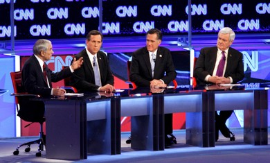Republican candidates face off in Arizona debate