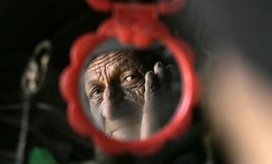 A Palestinian laborer in Amman, Jordan [file]