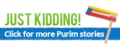 Click here for more Purim stories