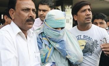 SYED MOHAMMED Ahmad Kazmi chrged in Delhi plot