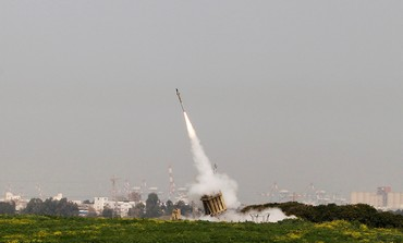 Iron Dome fires interceptor rocket south of Ashdod