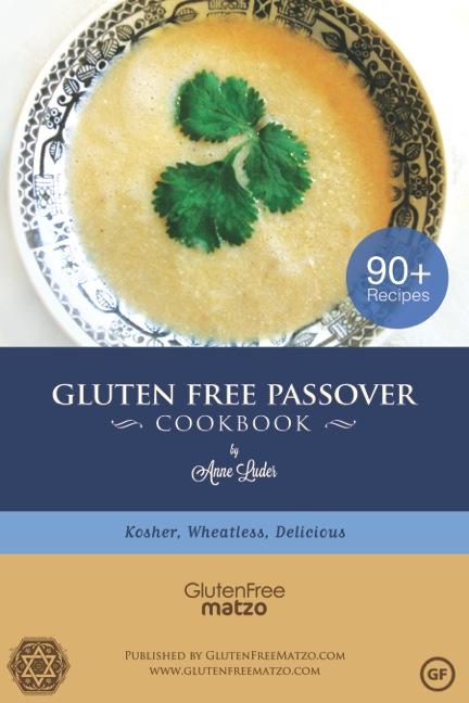 Gluten Free Matzo & Cookbook