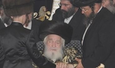 Rabbi Moshe Yehoshua Hager