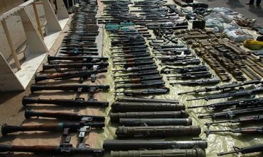 Syrian arms (illustrative)