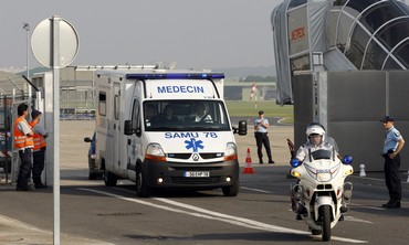 French ambulance [file]