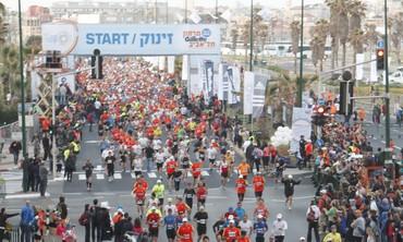 Tel Aviv Marathon 2012