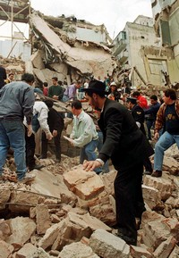 AMIA bombing in Buenos Aires