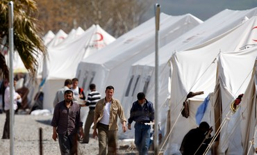 Syrian refugees: Islahiye camp in Gazintep, Turkey