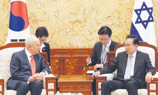 Advancing Israel - South Korea cooperation