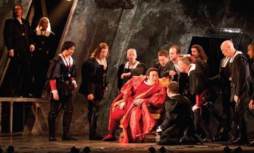 A Royal Opera production