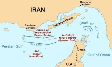Full article: Iran inaugurates new naval base in Strait of Hormuz ...