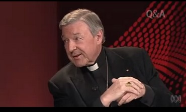 Archbishop of Sydney George Pell