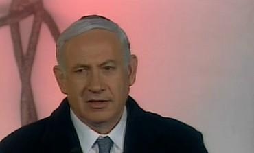 Netanyahu speaks at Yad Vashem