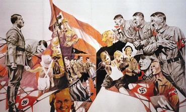 Nazi poster by Dieter Kalenbach