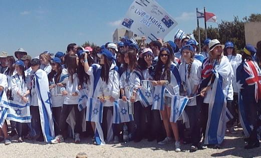 Live Hatikva project participants