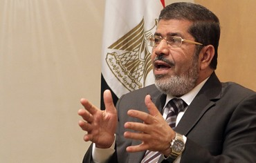 Mursi, head of  Brotherhood's political party