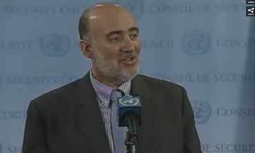 Ron Prosor addressed UNSC