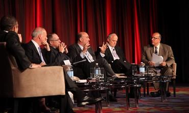 'Jerusalem Post' Conference panel.