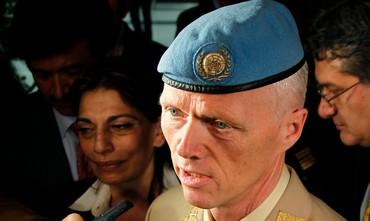 General Robert Mood.