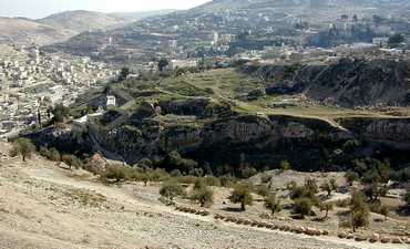 Hinnom Valley