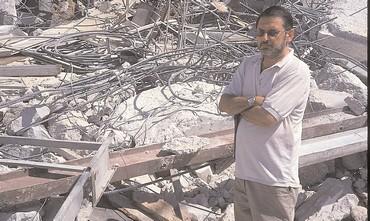 Beit Hanina demolition