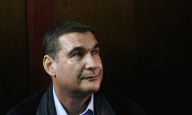 Former Kadima minister Haim Ramon [file photo]