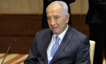 President Shimon Peres [file photo]