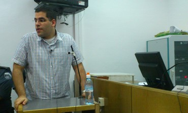 Daniel Maoz takes witness stand