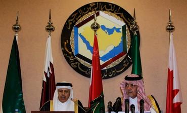 Saudi FM, GCC sec-gen at Riyadh conference