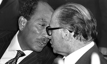Sadat and Begin