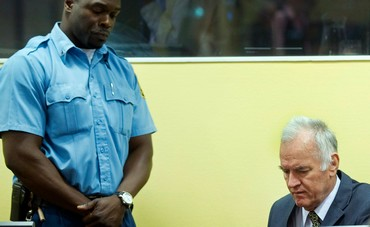 Ratko Mladic on trial for genocide