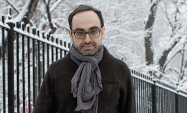 Author Gary Shteyngart