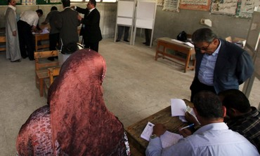 Amr Moussa casts vote in Egypt presidential race