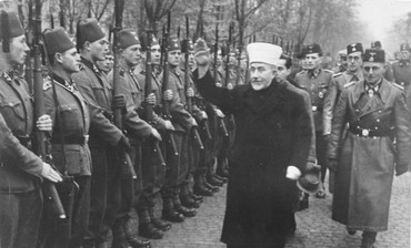 Mufti inspects muslim units