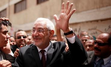 Egyptian candidate Abdel Moneim Abol Fotouh.