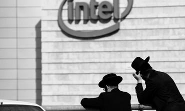 Haredi men, Intel (B&W)