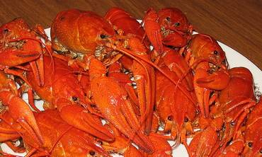 Boiled Crayfish 370