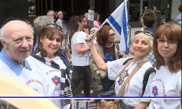 NYC's Israel Day Parade
