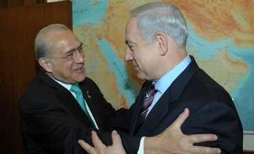 Netanyahu, OECD head