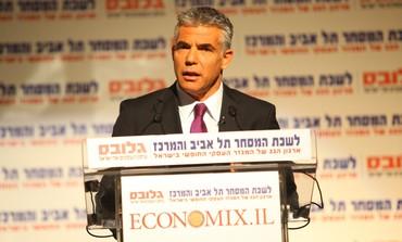 Yesh Atid leader Yair Lapid