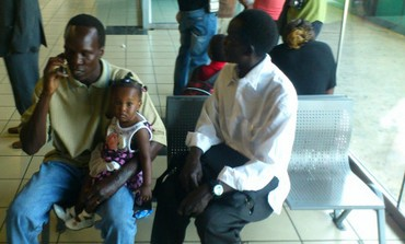 South Sudanese families getting ready to leave Isr