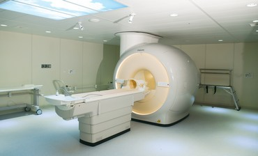 BEERSHEBA'S NEW MRI scanner