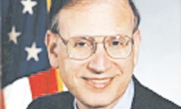 Former US diplomat Stuart Eizenstat