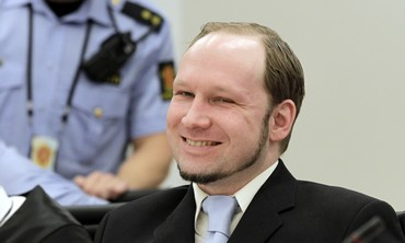 Breivik smiling on last day of trial