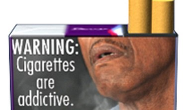 Proposed FDA cigarette warning