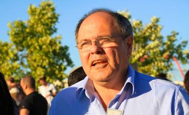 Settlement leader Dani Dayan