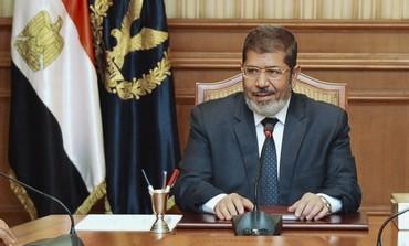 Egypt's president-elect Mohamed Mursi