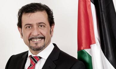 PA Envoy to Germany Salah Abdel Shafi