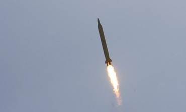 Iranian Shahab 3 missile [file]